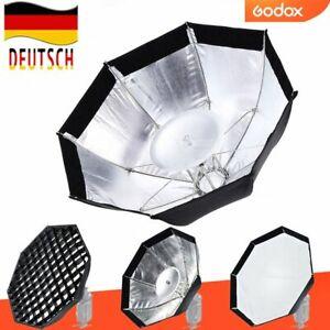 DE Godox AD-S7 Multifunktions-Softbox Achteckiger Wabengitter-Softbox für AD200