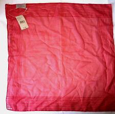 Tie Rack Handkerchief Red