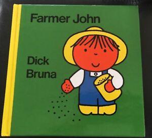 Dick Bruna - Farmer John - Collectable Children's Book