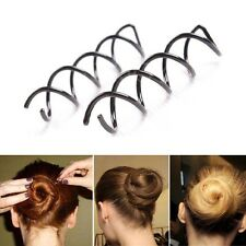 12 Pcs Beauty Beauteous Spiral Spin Screw Design Pin Hair Clip Twist Barrette