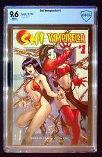 Shi/Vampirella #1 CBCS 9.6 Warren Ellis, Lau