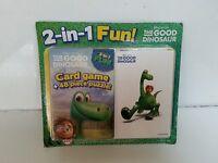 PIXAR - The Good Dinosaur 48 Piece Cards Game Walt Disney Pixar Sealed Gift New