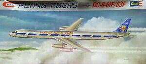 Revell Lodela 1/144 Flying Tigers McDonnell Douglas DC-8-61F