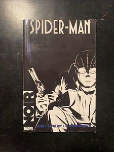 SPIDER-MAN NOIR TPB Good Condition  2009 FIRST PRINT MARVEL COMICS