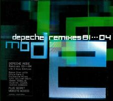 Depeche Mode 3‎–CD Remixes 81···04 - Limited Edition - Europe