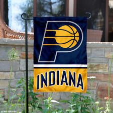 Indiana Pacers Garden Flag and Yard Banner