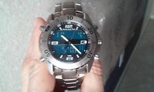 Florida Keys Time Men's Watch 100m Sapphire Crystal Titanium band