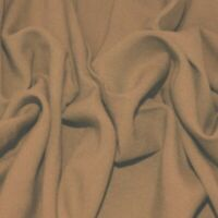 "HONEY Rayon Twill Marina Plain Fabric Non Stretch Dress Craft 60"" Wide"