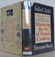 JULIA CHILD Mastering the Art of French Cooking Volume Two INSCRIBED FIRST ED
