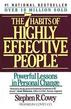 The 7 Habits of Highly Effective People - Paperback By Covey, Stephen R. - GOOD
