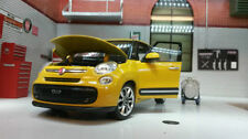 Welly Fiat Contemporary Diecast Cars, Trucks & Vans