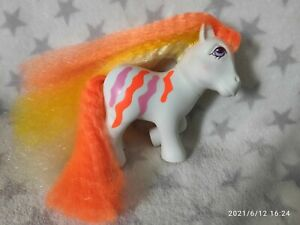Mein kleines Pony my little pony vintage Great Hair Pony Highlights *Nice*
