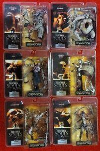 McFarlane Tortured Souls Series 2 Complete Set of 6 Action Figures New & Sealed