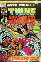Lot of 6 Silver/Bronze Age Marvel Comic Books #1 A5