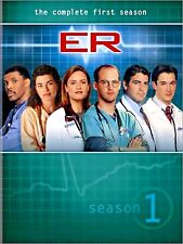 ER: Season 1 DVD | Box Set (NIP) Sealed