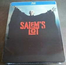 Stephen King's SALEM'S LOT (1979) Blu-Ray USA Exclusive Limited Ed. STEELBOOK