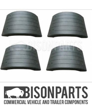 +FITS IVECO STRALIS (2002 - 2007) REAR WING TOPS FITS RH OR LH IVE265 X 4