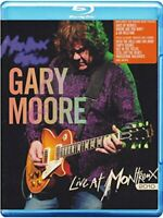 Gary Moore - Live At Montreux 2010 (NEW Blu-Ray)