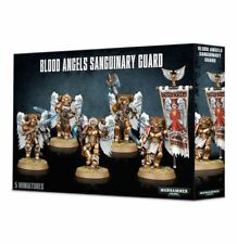Blood Angels Sanguinary Guard Space Marines Warhammer 40K NIB Flipside