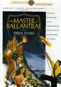 MASTER OF BALLANTRAE NEW DVD