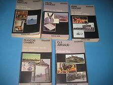 Lot de 5 Livres de poche Collection ESPIONNAGE n° 1512, 1513, 1515, 1518 et 1526