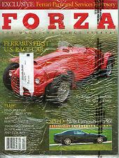 FORZA FERRARI MAGAZINE, #44 APRIL 2003, NEW FACTORY SEALED, Price reduced $13.89