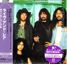 DEEP PURPLE New Live & Rare Volume 1 2008 Japanese exclusive limited edition