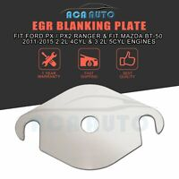 For Ford PX PX2 II Ranger Fit Mazda BT 50 3.2L TDCi & 2.2L TD EGR Blanking Plate