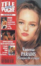 Télé Poche Vanessa Paradis Bruce Lee S Marceau 1429/1993 2*