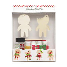 American Crafts Gingerbread Ornament Kit