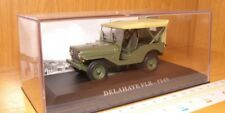Rare 1/43 Delahaye VLR Jeep Cobra Editions Nuilly Sur Siene