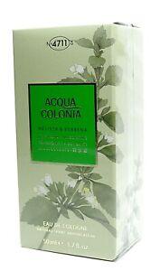 4711 Acqua Colonia Melissa & Verbena Eau de Cologne Spray 50 ml