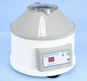 Premiere XC-1000 Centrifuge Tested with Warranty
