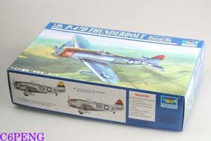 """Trumpeter 02264 1/32 P-47D Thunderbolt """"Dorsal Fin"""" hot"""