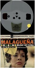 PERCY FAITH & his Orch. Malaguena COLUMBIA STEREO TWO TRACK REEL TO REEL TAPE