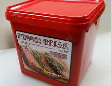 Pepper Steak Coater 2.5kg - Middleton Foods - Glazes, Marinades and Coatings