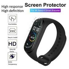 10X Full Cover Screen Protector Film For Xiaomi Miband 4 Smart Wristband MiBand