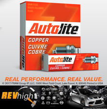 8 x Autolite Copper Spark plugs Holden VZ VE VF LS1 LS2 L76 L98 Commodore V8 plu