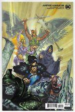 Justice League #55 Bianchi Variant | Dark Nights Death Metal (Dc, 2020) Nm