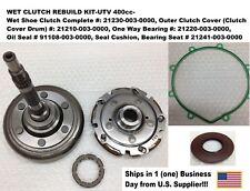 WET CLUTCH REBUILD KIT-UTV 400cc- 21230-003-0000,21210-003-0000,21220-003-0000