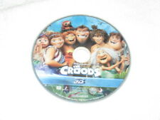 3D Movie Blu Ray THE CROODS AWESOME FOR KIDS AND FAMILY DISC ONLY