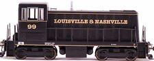 Bachmann HO Scale Train GE 70 Ton DCC Equipped Louisville & Nashville #99 60604