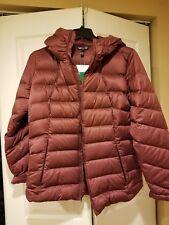 !!!Brand New Patagonia Downtown Loft Down Jacket - Women's (Medium, Oxblood Red)