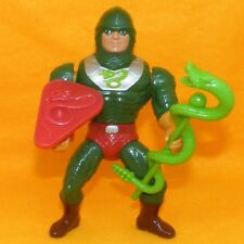 VINTAGE 1985 80s MATTEL MOTU HE-MAN MASTERS OF THE UNIVERSE KING HISS FIGURE