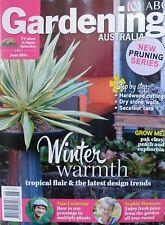 ABC Gardening Australia Magazine June 2016 - Step By Step Hardwood Cuttings
