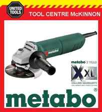 """METABO W1100-125 5"""" / 125mm 1100W ANGLE GRINDER – 601237190"""
