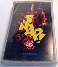 SNAP Tape Cassette THE MADMAN'S RETURN 1992 Arista Records Canada 078222-18693-4