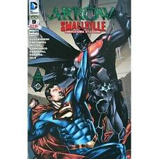 Arrow / Smallville 9 RW LION DC Comics NUOVO