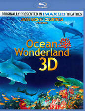 Ocean Wonderland 3D BLU-RAY Jean-Jacques Mantello(DIR)