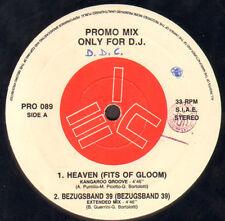 VARIOUS (FITS OF GLOOM / bezugsband 39 / bezugsband 40 / Ok Allright) - PROMO 89